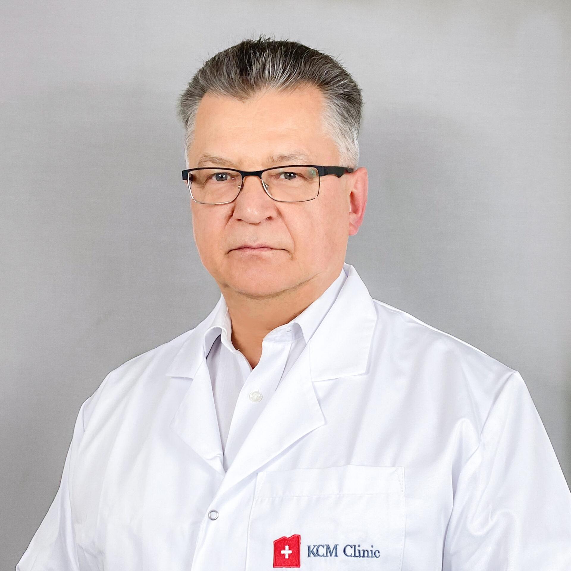 Dr n. med. Stanislaw Furtan