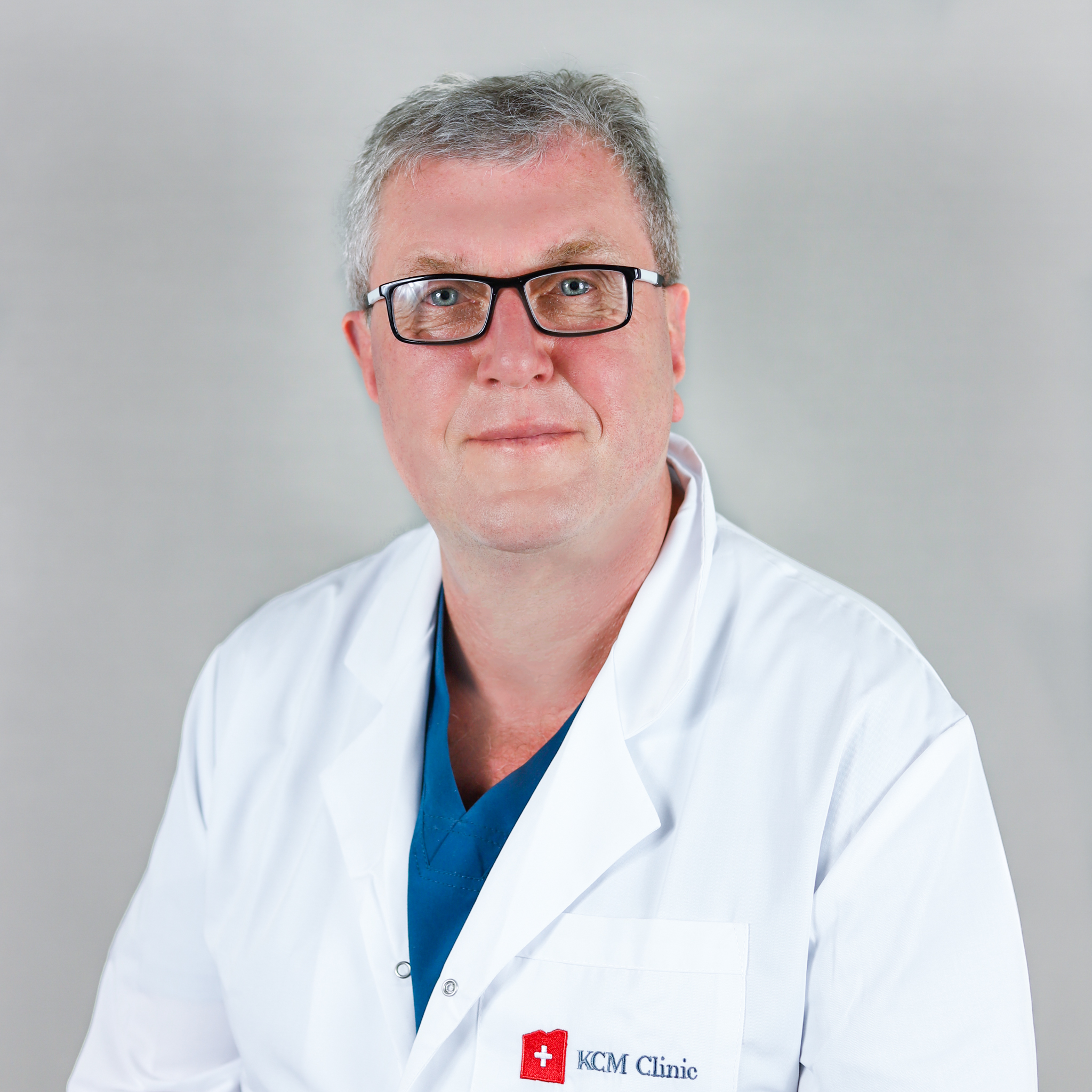 Lek. dent. Piotr Zborowski
